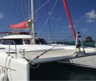 Kat Bahia 46 Yachtcharter in Marigot Bay Marina