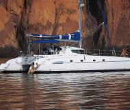 Kat Bahia 46 Yachtcharter in Marina San Antonio