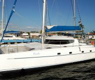 Cat Bahia 46 available for charter in Marina Cienfuegos
