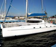 Cat Bahia 46 for rent in Marina Cienfuegos