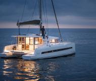 Catamaran Bali 4.0 available for charter in Marina Kastela
