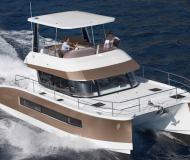 Cat Fountaine Pajot MY 37 available for charter in Slano