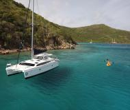 Catamaran Gemini Legacy 35 available for charter in Hodges Creek Marina
