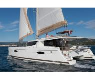 Kat Helia 44 Yachtcharter in Portisco