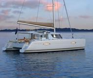 Catamaran Helia 44 for charter in Fort Lauderdale