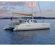 Cat Helia 44 available for charter in Zadar