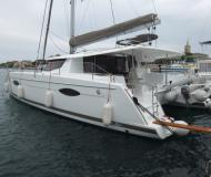 Cat Helia 44 for rent in Zadar