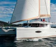 Cat Helia 44 for rent in Les Marines de Cogolin