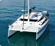 Kat Island Spirit 380 Yachtcharter in Koh Chang Marina Resort