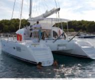 Yachtcharter Kroatien - Kat Lagoon 380 in Krk