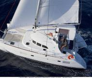 Cat Lagoon 380 for rent in S Arenal