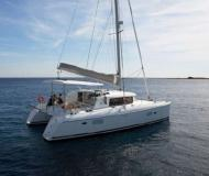 Cat Lagoon 380 for rent in Primosten