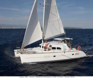Catamaran Lagoon 380 for charter in ACI Marina Split