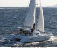 Cat Lagoon 380 S2 available for charter in Split