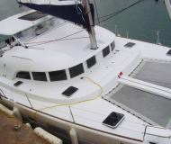 Catamaran Lagoon 380 S2 for charter in ACI Marina Trogir