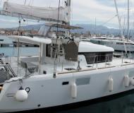 Kat Lagoon 39 chartern in ACI Marina Split