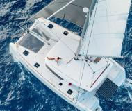Cat Lagoon 39 available for charter in Split
