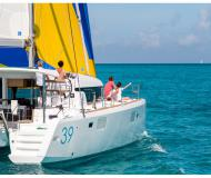 Cat Lagoon 39 for charter in Gouvia