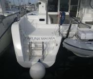 Cat Lagoon 39 for rent in Marina Seget Donji