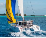 Katamaran Lagoon 39 chartern in Marmaris Yacht Marina