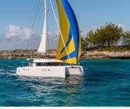 Catamaran Lagoon 39 for rent in Tivat