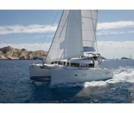Catamaran Lagoon 400 available for charter in Denia