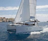 Cat Lagoon 400 available for charter in Marina Joyeria Relojeria