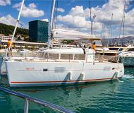 Cat Lagoon 400 for rent in ACI Marina Split