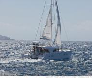 Katamaran Lagoon 400 Yachtcharter in Marina Mallorca Nautica