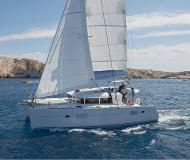 Cat Lagoon 400 available for charter in Phuket City