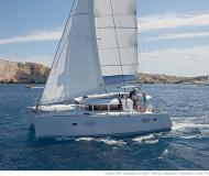 Cat Lagoon 400 S2 available for charter in Port Pin Rolland