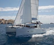 Cat Lagoon 400 S2 for rent in Split