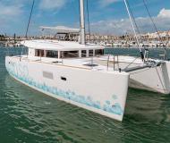 Katamaran Lagoon 400 S2 chartern in Athen