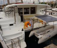 Kat Lagoon 400 S2 Yachtcharter in Marina Alimos Kalamaki