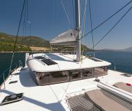 Catamaran Lagoon 400 S2 available for charter in Lefkas