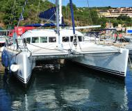 Kat Lagoon 410 S2 chartern in Portisco