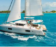 Kat Lagoon 42 Yachtcharter in Portisco