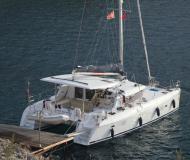 Katamaran Lagoon 420 Yachtcharter in Ece Saray Marina