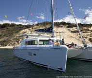 Catamaran Lagoon 420 for rent in Tarragona