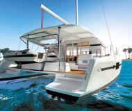 Cat Lagoon 420 for rent in Fethiye