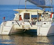 Catamaran Lagoon 421 for charter in Milazzo