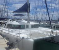 Cat Lagoon 440 for charter in Seget