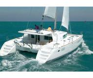 Cat Lagoon 440 available for charter in Kotor