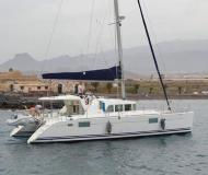 Cat Lagoon 440 available for charter in Slano