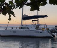 Cat Lagoon 440 available for charter in Marina Cienfuegos