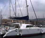 Catamaran Lagoon 440 available for charter in La Cala