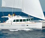 Katamaran Lagoon 440 Yachtcharter in ACI Marina Dubrovnik