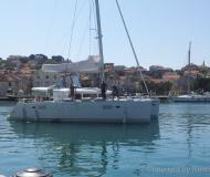Katamaran Lagoon 450 Yachtcharter in Sant Antoni de Portmany