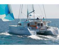 Cat Lagoon 450 available for charter in Kuah