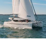 Cat Lagoon 450 available for charter in Fethiye